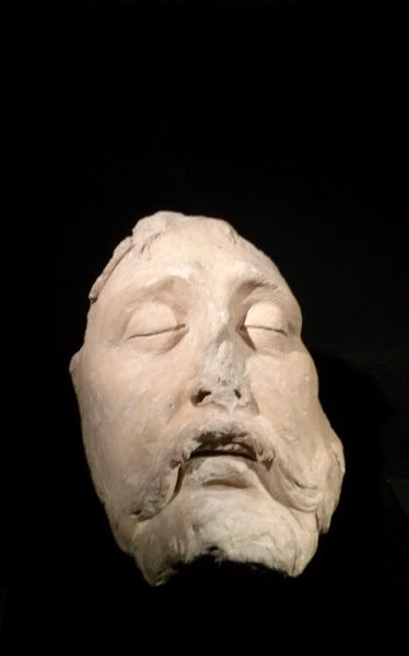 death mask 1