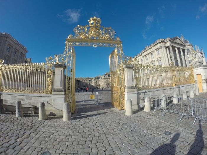 versaille gate