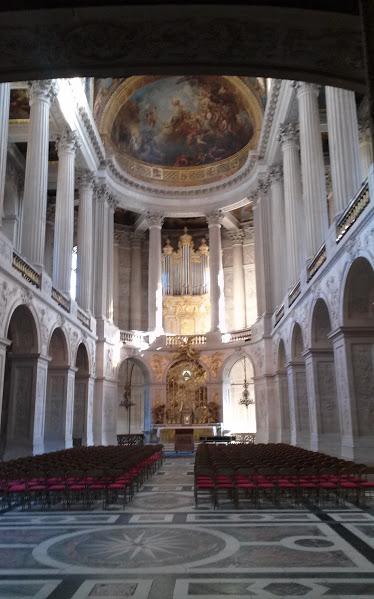 versailles chapel