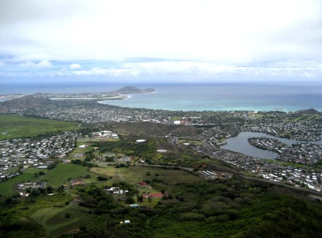 Kailua_from_Olomana