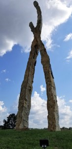 Sculpture at Sculpture Gardens