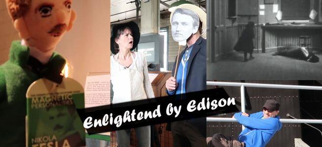 Enlightened by Edison