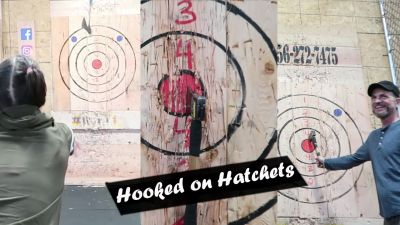 Hooked on Hatchets