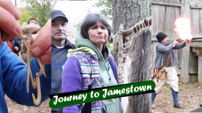 Journey to Jamestown