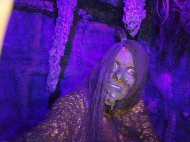 Cave dwelling ogre