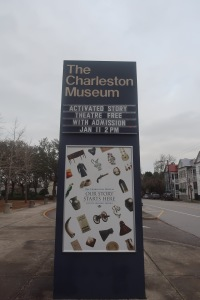 """Now performing at The Charleston Museum """"Act!vated Story Theatre"""" January 11th at 2:00"""